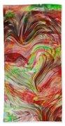 Colors Of Love Bath Towel