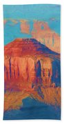 Colors Of The Southwest - Grand Canyon Bath Towel