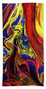 Colors Of The Wind 3 Bath Towel