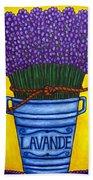Colours Of Provence Bath Towel