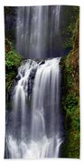 Columba River Gorge Falls 3 Bath Towel