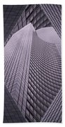 Columbia Tower Seattle Wa 2 Bath Towel