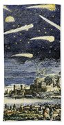 Comets Bath Towel
