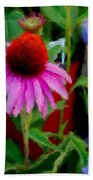 Coneflower Bath Towel