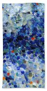 Contemporary Art Forty-nine Bath Towel