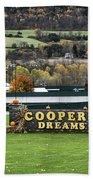 Cooperstown Dreams Park Bath Towel