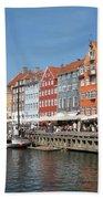 Copenhagen Harbor Hand Towel