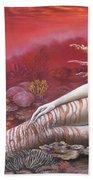 Coral 8thin The Vintage Mermaids Series Hand Towel