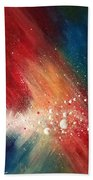 Cosmic Disturbance Bath Towel