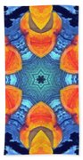 Cosmic Fluid Bath Towel