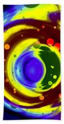 Cosmos Drift Bath Towel