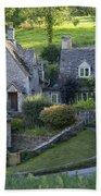 Cotswold Cottages Bath Towel