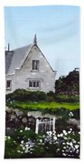 Cottage, Graiguenamanagh Bath Towel