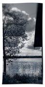 Country Landscape #9261 Bath Towel