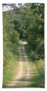 Country Lane Bath Towel