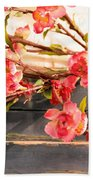 Country Quince Bath Towel