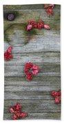 Country Seedling Bath Towel