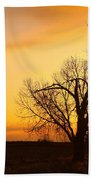 Country Sunrise Bath Towel