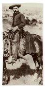 Cowboy, 1887 Bath Towel