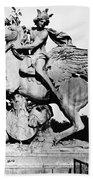 Coysevox: Mercury & Pegasus Bath Towel