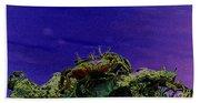 Crab Cakez 5 Bath Towel