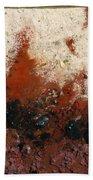 Crater #6 Bath Towel