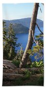 Crater Lake 9 Bath Towel