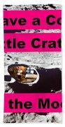 Crater12 Bath Towel