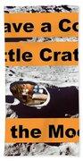 Crater16 Bath Towel