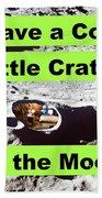 Crater18 Bath Towel