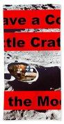 Crater2 Bath Towel
