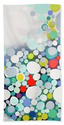 Cross The Line Bath Towel