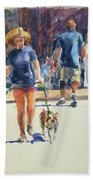Crossing West 79th Hand Towel