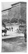 Croton Reservoir, 1898 Bath Towel