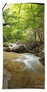 Crystal Brook - Lincoln New Hampshire Usa Bath Towel