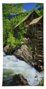 Crystal Mill Bath Towel