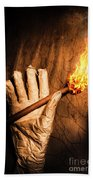 Curse Of The Tomb Robber Hand Towel