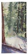 Cypress Mt. Hand Towel