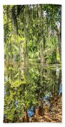 Cypress Pond Delight Bath Towel