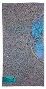 Daily Abstraction 218011001b Bath Towel