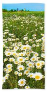 Daisy Field Bath Towel