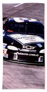 Dale Earnhardt # 3 Goodwrench Chrvrolet 1999 At Martinsville Bath Towel