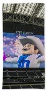Dallas Cowboys Rowdy Bath Towel