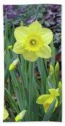Dallas Daffodils 83 Bath Towel