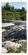 Dalles Rapids French River II Bath Towel