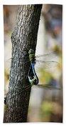 Dragonflies Need Love Too Hand Towel