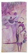 Dancers Bath Towel