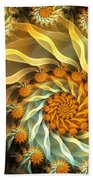 Dancing With Daisies Bath Towel