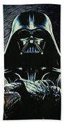Darth Vader Bath Towel