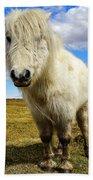 Dartmoor Pony Bath Towel